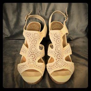 Fergalicious Wedge Sandals
